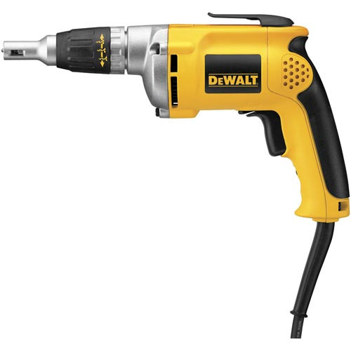 DeWalt 4,000 RPM VSR Drywall Screwgun (DEWA-DW272)