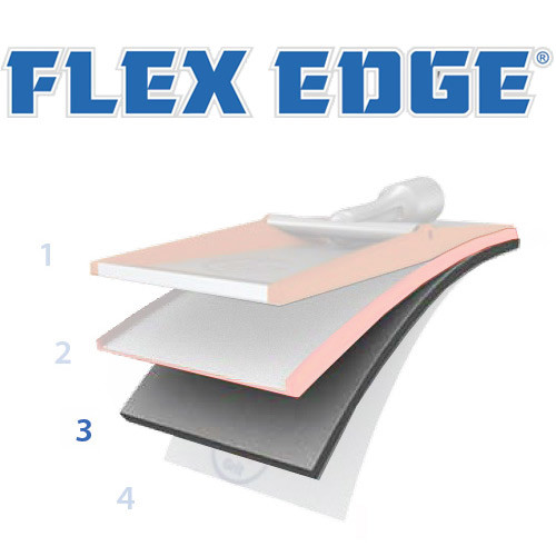 Full Circle Flex Edge 1/4 in. Foam Replacement Pad, for use with Flex Paper (FULL-FE-RP)
