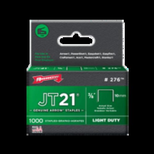 Arrow JT21 3/8 Staples (ARRO-276)