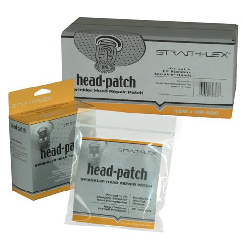 StraitFlex Head-Patch Sprinkler Head Patch -100 Pk (STRA-HP-100)