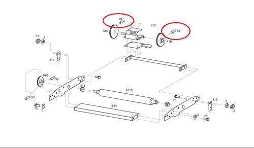 Advance 93 Socket Head Screw (ADVA-93)