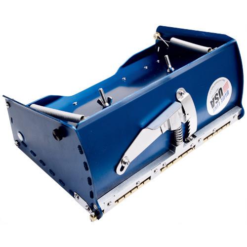 Blue Line USA Big Mouth Flat Boxes w/ Bead Guides (BLUE-FBG, FBG08, FBG10, FBG12)