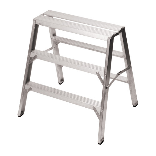 SurPro 2' Drywall WorkHorse Step Ladders, Sold as Pair (SURP-STS2)