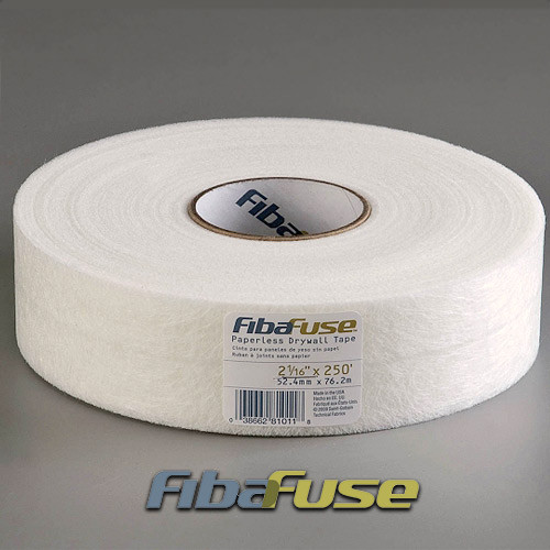 FibaFuse Paperless Drywall Joint Tape - 500 ft. Roll (SAIN-FDW8203-U)