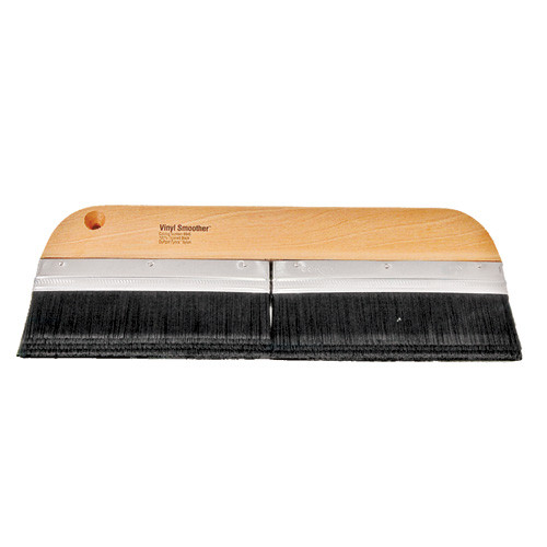 """Advance 1-7/8"""" in. by 12 in. Dupont Tynex Nylon Smoothing Brush (ADVA-20693)"""