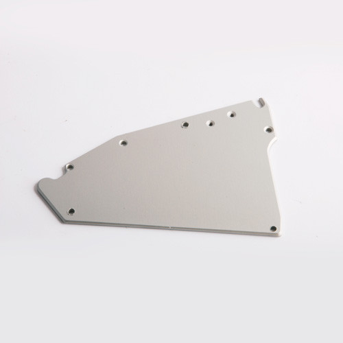 """Columbia """"Non-Hinged"""" Flat Finisher Flat Box End Plate, Left (Non-Hinged) (COLM-FFB3A-7, FFB3A-8, FFB3A-10, FFB3A-12)"""
