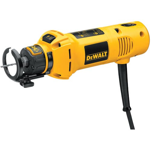 DeWalt Heavy-Duty Cut-Out Tool / Drywall Router (DEWA-DW660)