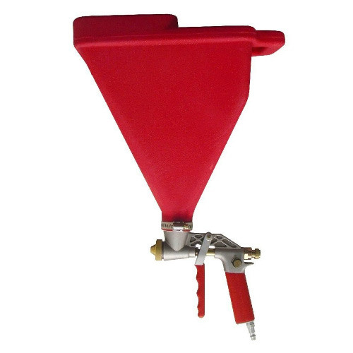 Wal-Board Tools Texture Pro 200 Hopper Gun with 3 Spray Tips (WALB-52-020)