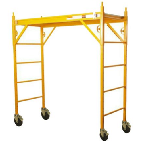 "Perry 660CL Classic Scaffold 69 1/2"" Ladder x 6' Platform and Trusses - by NuWave (PERR-660CL)"