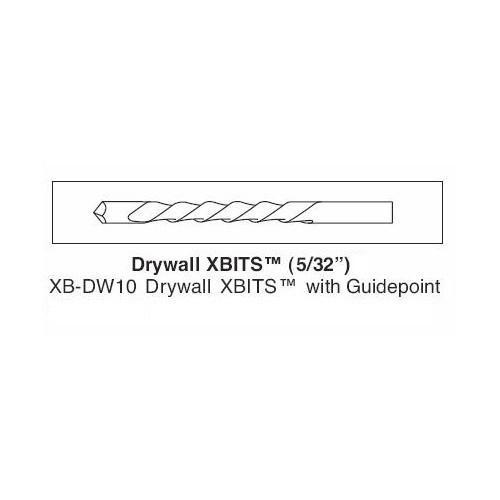 Rotozip Drywall XBits - 2 Pack (ROTO-XB-DW2)