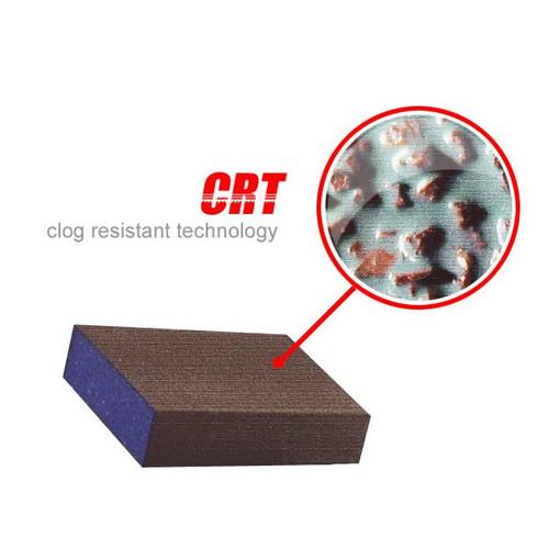 Webb Standard Blue Block Drywall Sanding Sponges, Fine – Box of 24 (WEBB-STD-F-24)