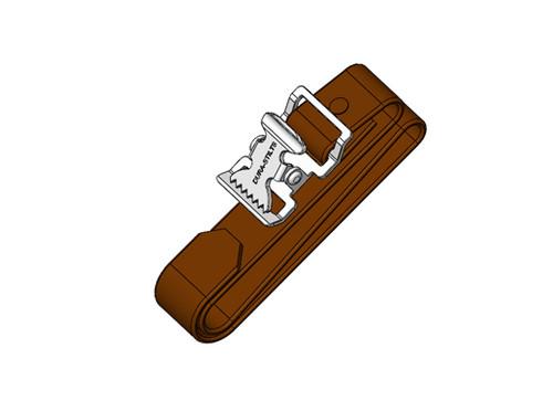 Dura-Stilts III Toe Strap W/Buckle (DURA-8)