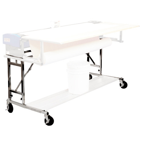 Advance 30 in. Heavy Duty Table Top Pasting Machine Rolling Stand (fits both Model 50300 and 50301)