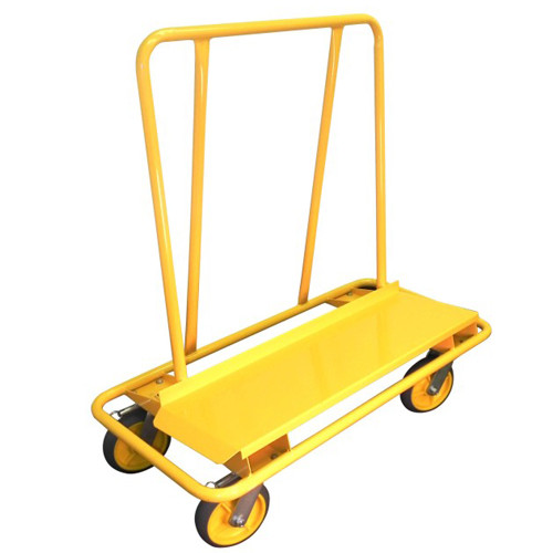 SurPro XL Commercial Drywall Cart w/ Non-Marking Casters, 2 swivel, 2 locking (SURP-DOA3200)