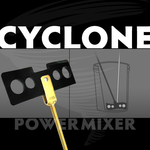 Advance 28 in. Cyclone Power Mixer (ADVA-EC28)