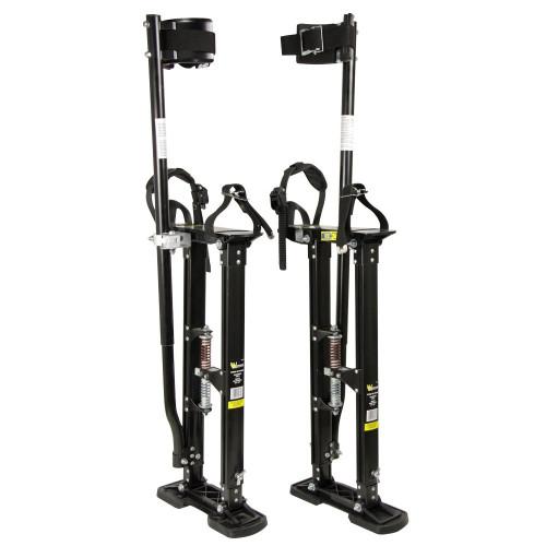 Warner Strap-N-Stride Adjustable 24-40 in. Stilts (WARN-10771)