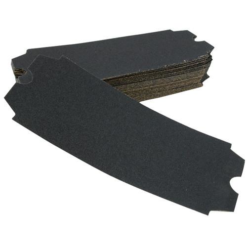Marshalltown 80 Grit Die-Cut Sandpaper - 100 Pack (MARS-809)