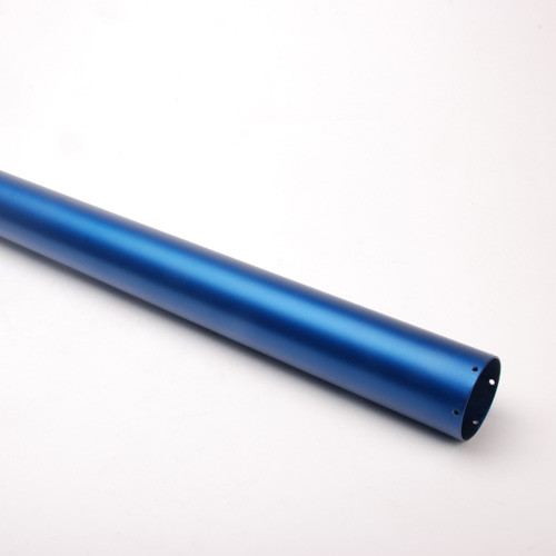 Blue Line USA Main Tube (Anodized)  Old Style W/ Screws (BLUE-AT200A)