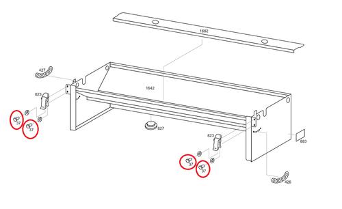 Advance 37 Pan Head Screw (ADVA-A37)