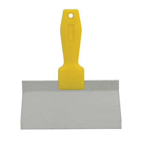 Wal-Board 10 in. x 3 in. Stainless Steel Taping Knife w/ Textured Handle THS-10 (WALB-21-040)