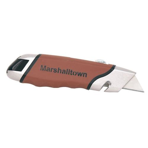 Marshalltown DuraSoft Utility Knife - Sliding Storage (MARS-9058)