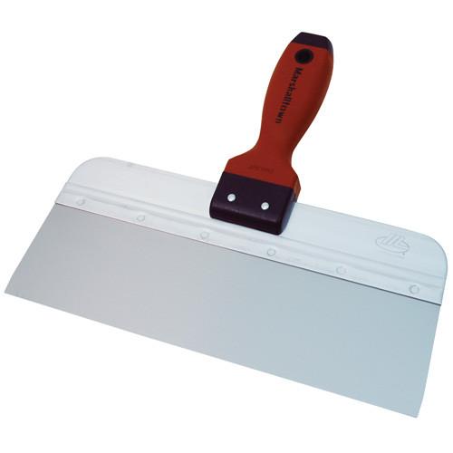 "Marshalltown 12"" Stainless Steel Taping Knife w/DuraSoft Handle (MARS-3512SD)"