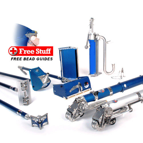Blue Line USA Full Set with FREE BEAD GUIDES (BLUE-FULL)