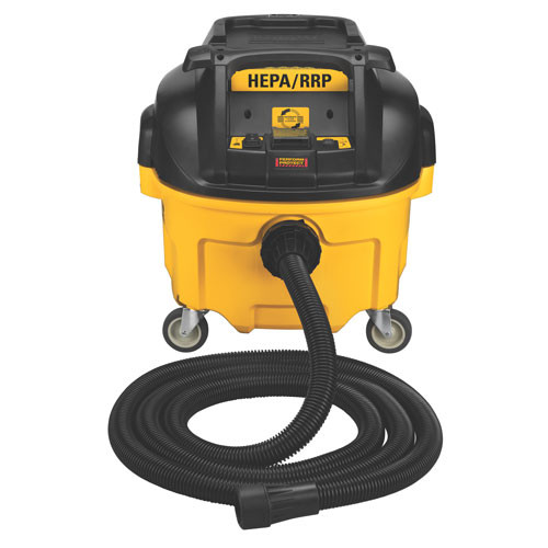 Dewalt 8 Gallon Wet/Dry HEPA Dust Extractor (DEWA-DWV010)