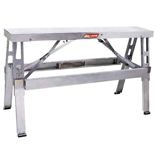 Wal-Board Adjustable Aluminum Drywall Bench W-1832 (WALB-31-016)