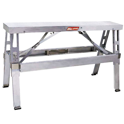 Wal-Board Adjustable Aluminum Drywall Bench W-1832 (WALB-31-016)