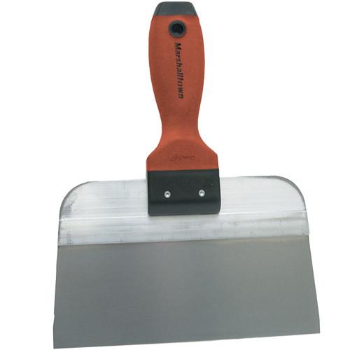 "Marshalltown 8"" Stainless Steel Taping Knife w/DuraSoft Handle (MARS-3508SD)"