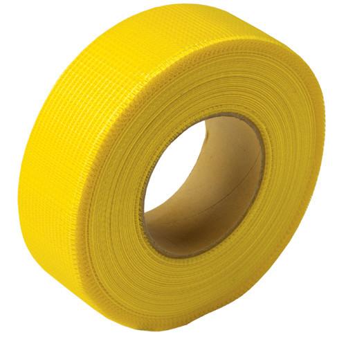 "SurPro Fiberglass Mesh Tape 1-7/8"" x 300' - Yellow (SURP-TAM178300Y)"