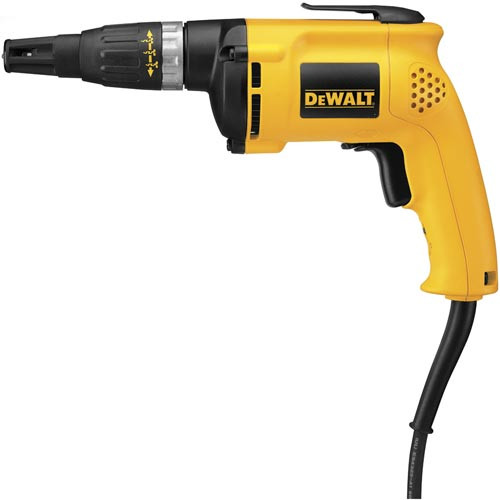 DeWalt 4,000 RPM Lightweight VSR Drywall Screwgun (DEWA-DW252)