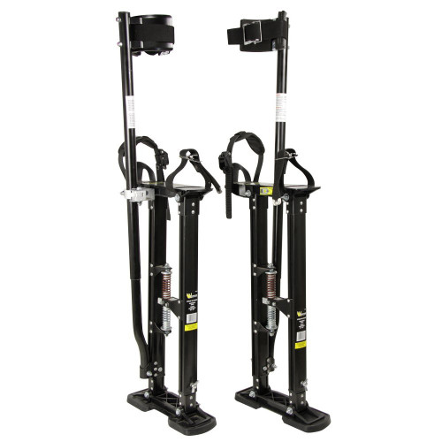 Warner Strap-N-Stride Adjustable 18-30 in. Stilts (WARN-10770)