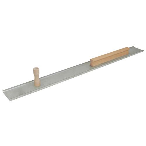 """Marshalltown 48"""" Plain Magnesium Plaster Darby-Keyhole Handle (MARS-14880)"""
