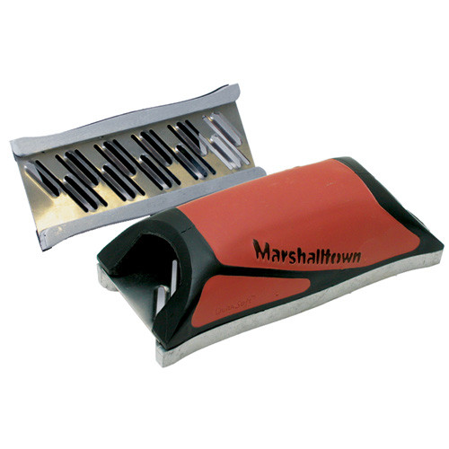 Marshalltown DuraSoft Drywall Rasp with Rails (MARS-DR389)