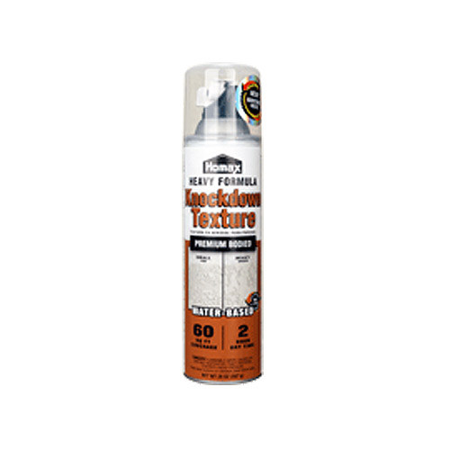 Homax Knockdown Spray Texture - Water Based 20oz Can (HOMA-4065)