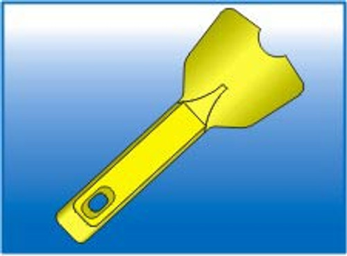 Trim-Tex 3/4 inch Bullnose Cleaning Tool (TRIM-0929)