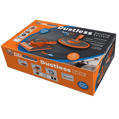 Full Circle AIR Complete Dustless Sanding System (FULL-DUSTLESS)