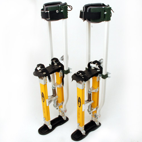 "SurPro SP2 ""Dually"" Magnesium Drywall Stilts 24-40 in. (SURP-SP2-2440MP)"