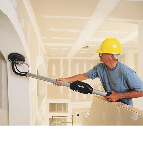 Porter Cable 7800 Drywall Sander & DWV010 Vacuum with FREE Norton Sanding System (PORT-7800-SC8)
