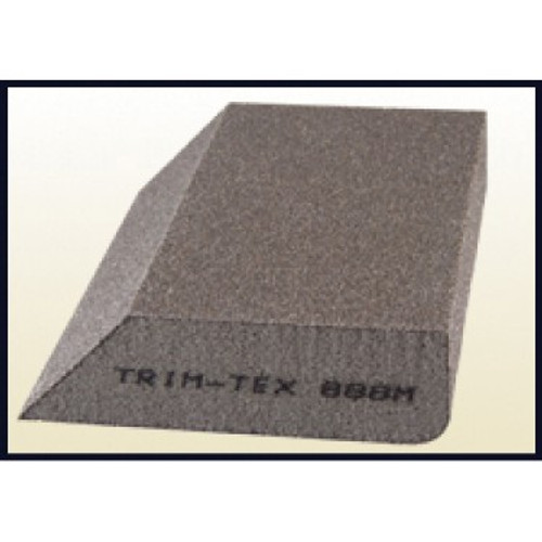 Trim-Tex Single Angle Sanding Block - Fine Grit (TRIM-888F-6, 888F-12, 888F-24, 888F-100)