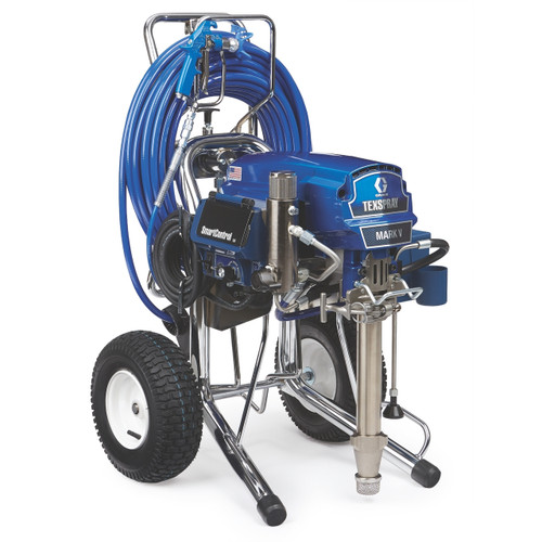 Graco TexSpray Mark V Pro Contractor Electric Airless/Texture Sprayer (GRAC-17E606)