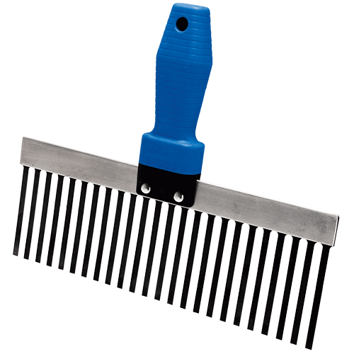 """Advance Cool Grip II 12"""" Blue Steel Scarifier 36112"""
