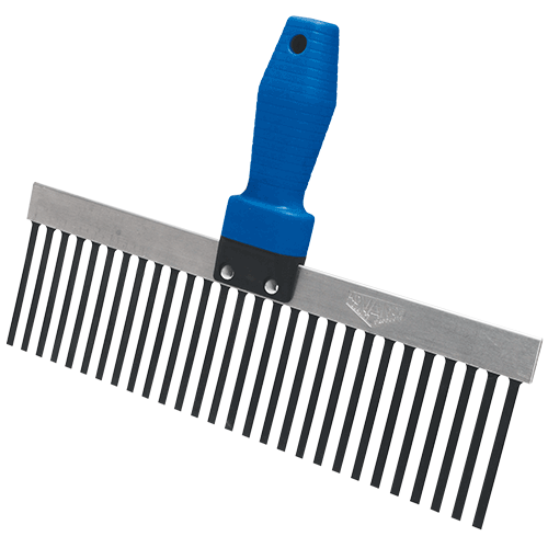"""Advance Cool Grip II 14"""" Blue Steel Scarifier 36114"""