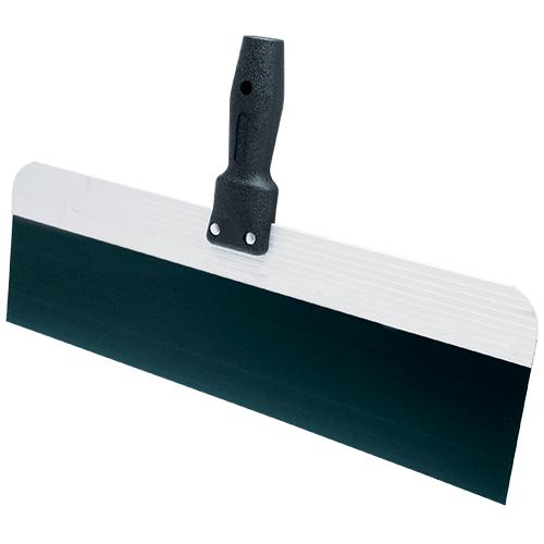 Advance Aluminium Back Short Handle Drywall Knives - Blue Steel AL18-46P