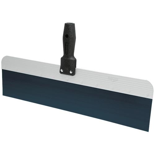 "Advance 20"" Aluminium Back Short Handle Drywall Knife - Blue Steel AL20-46P"