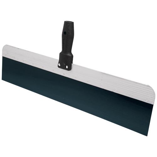 "Advance 24"" Aluminium Back Short Handle Drywall Knife - Blue Steel AL24-46P"