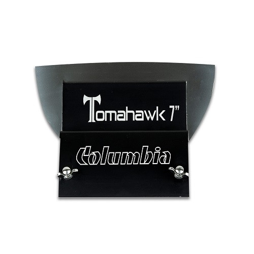 "Columbia 7"" Tomahawk Smoothing Blade TSB7"