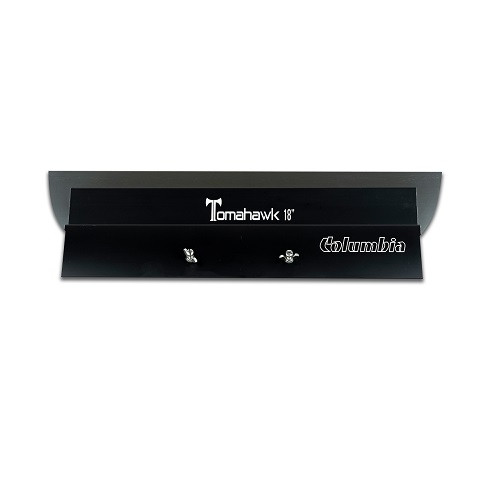 Columbia 18 in. Tomahawk Smoothing Blade is a light, durable, and highly professional wiping and finishing tool made from solid billet aluminum with an interchangeable blade